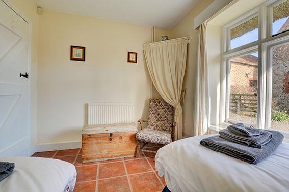 Photo of Pilgrims Cottage bedroom 2