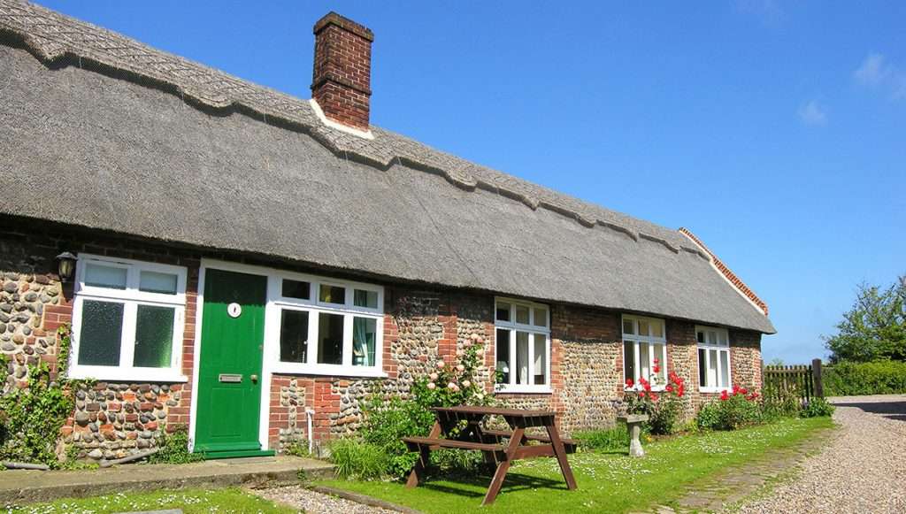 Photo of Pilgrims Cottage exterior
