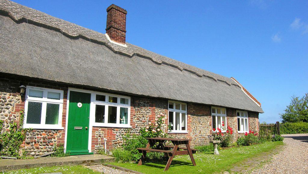 Photo of Pilgrims Cottage exterior
