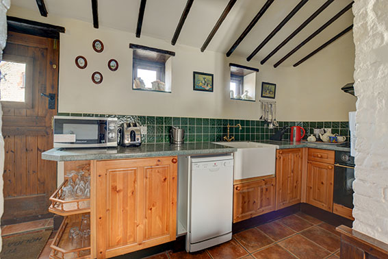 Pilgrims Prospect - Kitchen, view 2