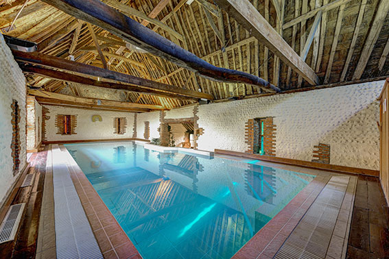 Photo of Pilgrims Cottages pool, view 1