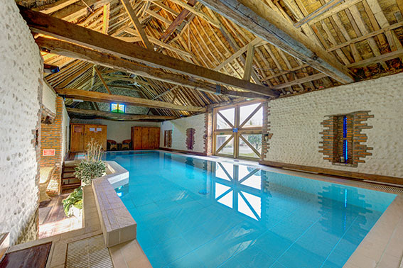 Photo of Pilgrims Cottages pool, view 5