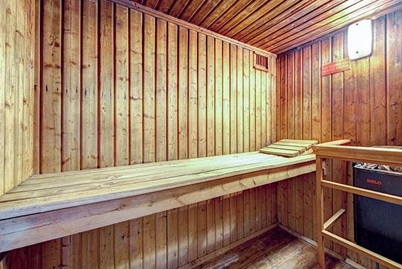 Photo of Pilgrims Cottages sauna, view 2