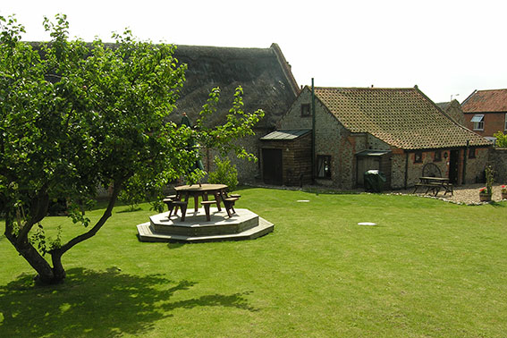 Photo of Pilgrims Chase garden
